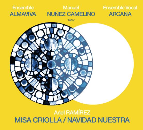 CD Misa Criolla